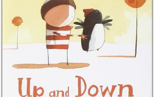 up and down by oliver jeffers