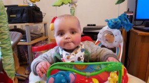 a day in the life of jenson - jumperoo