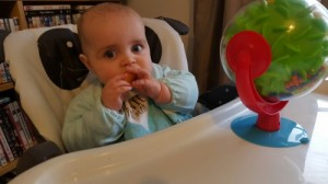 a day in the life of jenson - lunch time