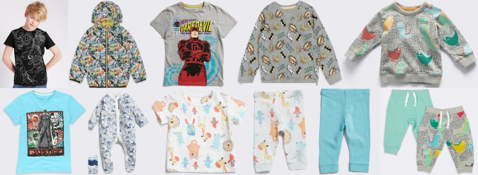 marks and spencer kids wish list