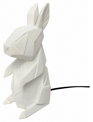 rabbit lamp from my haus