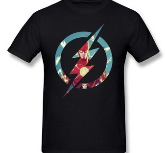 the flash t-shirt from amazon
