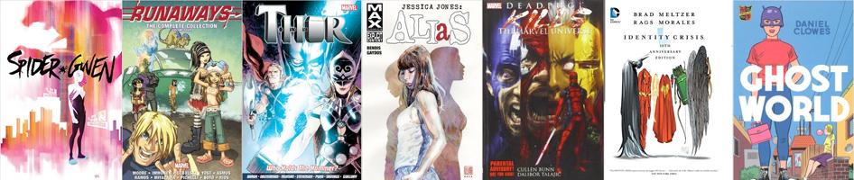 amazon wishlist_comic books
