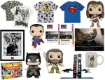 batman vs superman merchandise
