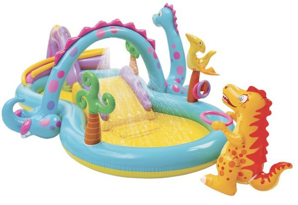 dinosaur play pool from amazon