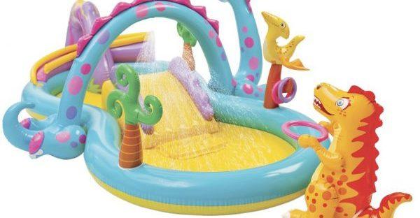 dinosaur play pool from amazon