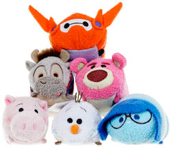disney tsum tsum starter set from argos