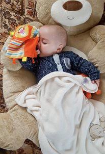 jenson nine months old