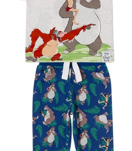 jungle book pjs from tu clothing