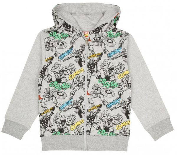 marvel hoody from peacocks