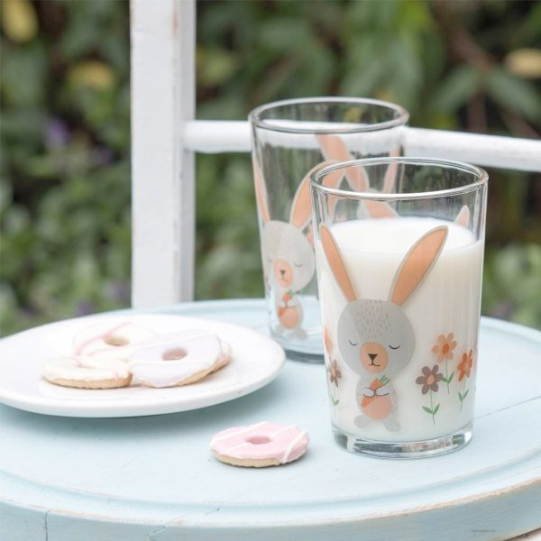 rabbit tumblers from the handpicked collection