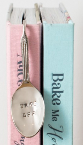 spoon bookmark from the handpicked collection
