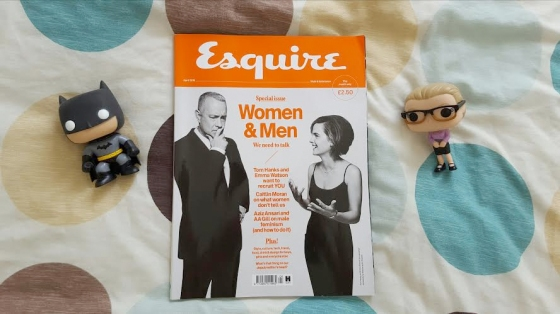 esquire - men and women's issue
