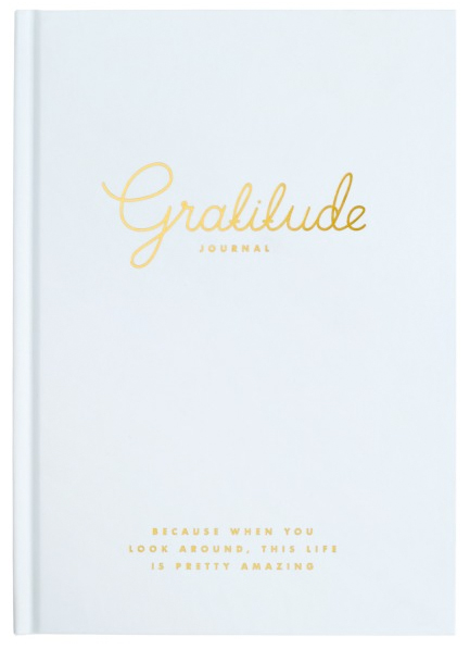 gratitude journal from kikki k