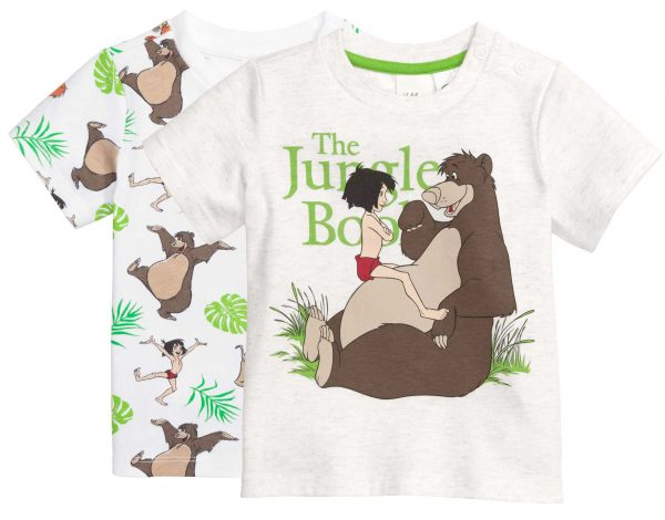 jungle book tees from h&m