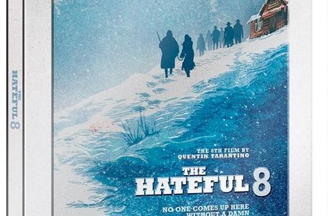 the hateful eight steelbook from hmv