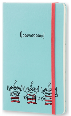 toy story moleskine notebook