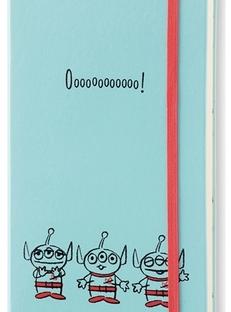 toy story moleskine notebook