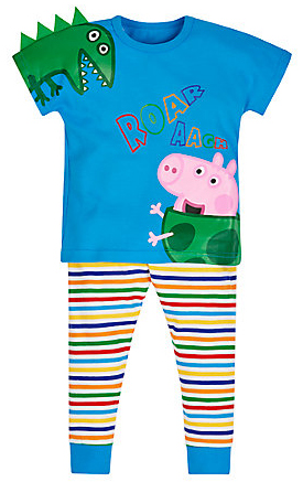 george pig pjs from mothercare