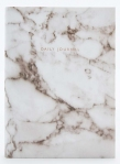 marble daily journal from urban outfitters