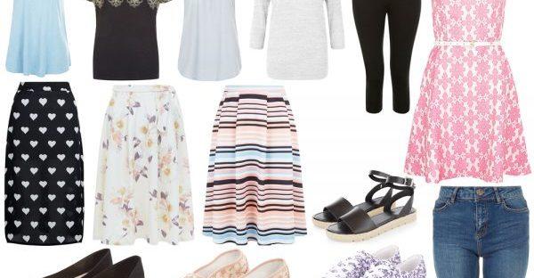 new look summer wish list