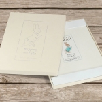 personalised peter rabbit book from not on the high street