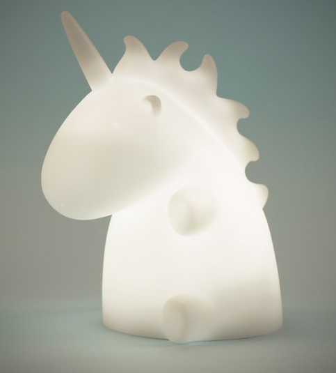 unicorn night light from firebox