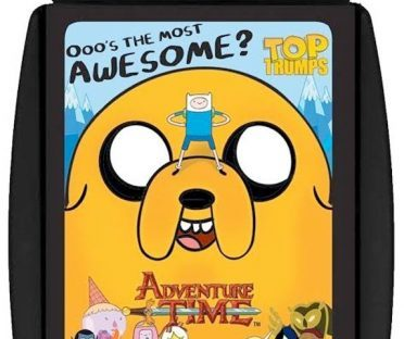 adventure time top trumps from amazon