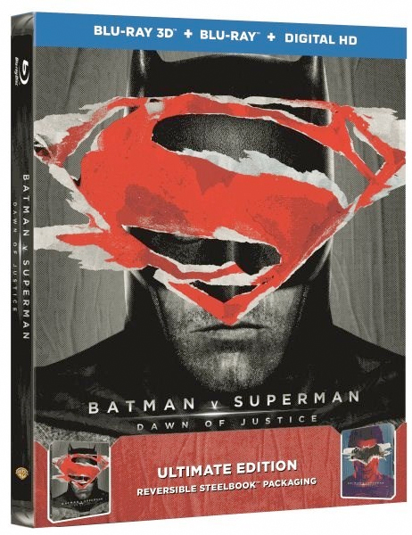 batman v superman steelbook from hmv