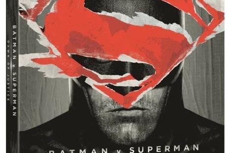 batman v superman steelbook from hmv