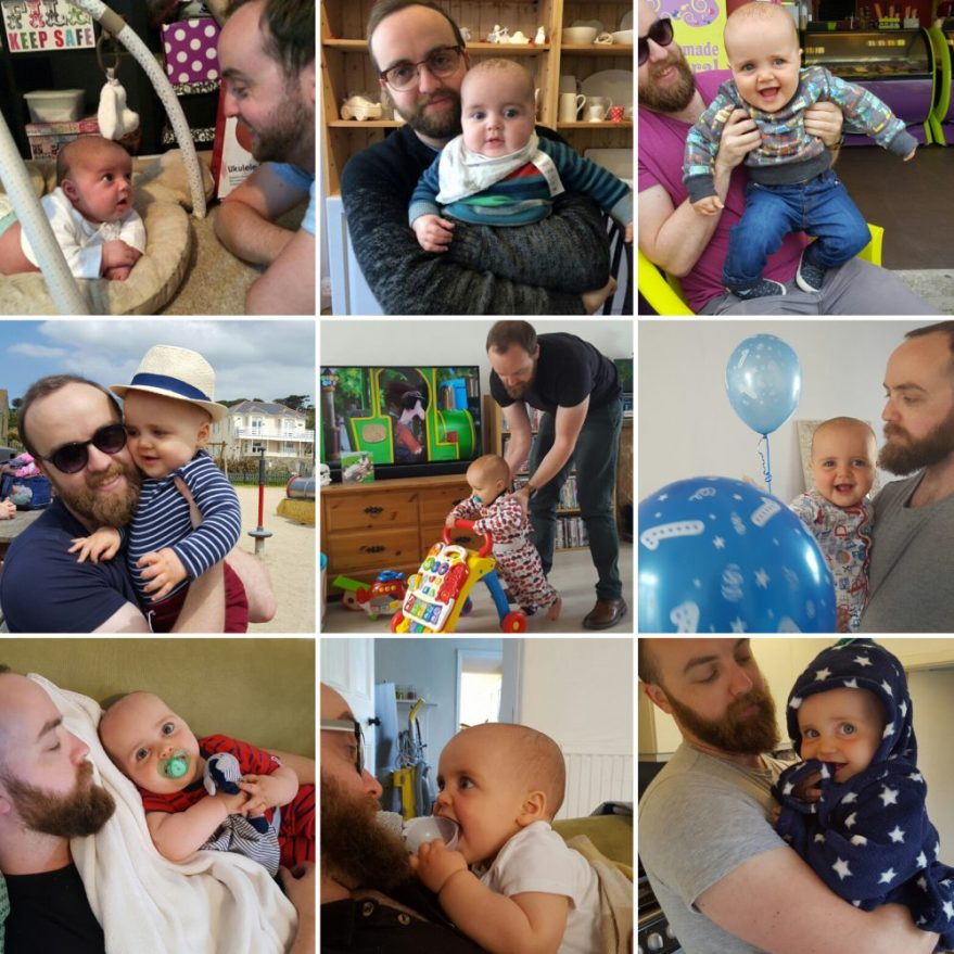 fathers day collage 2016