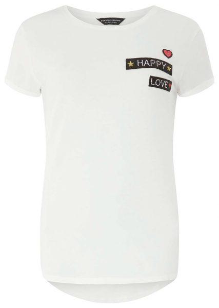 happy love tshirt from dorothy perkins