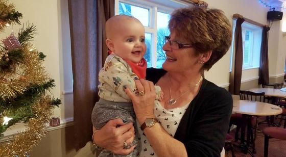 jenson and nanny christmas 2015