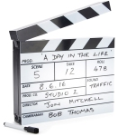 light up clapperboard from firebox