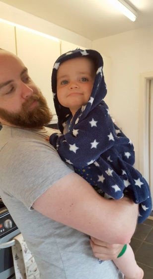 Luke and Jenson Fathers Day 2016