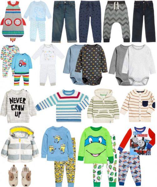 18-24 months boys clothes wish list