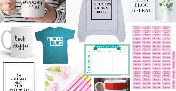 blogging accessories from etsy