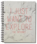 marble notebook from typo