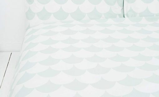 mint duvet set from urban outfitters
