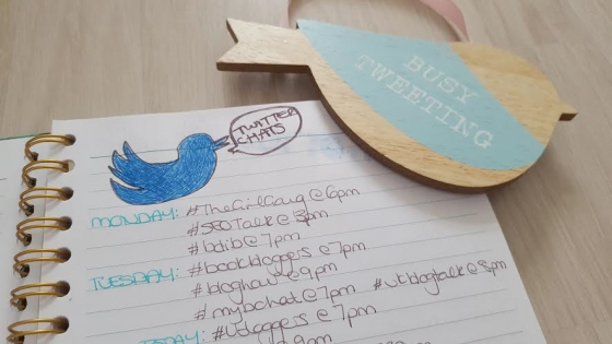 my bullet journal Twitter chats