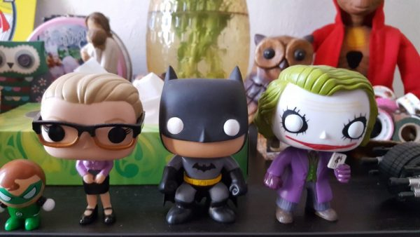 my pop vinyls