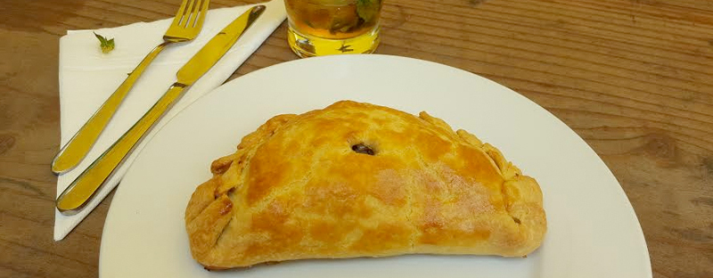 homemade cornish pasty