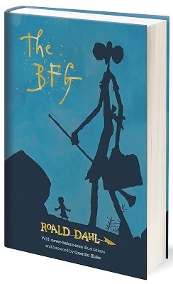 the BFG from Waterstones