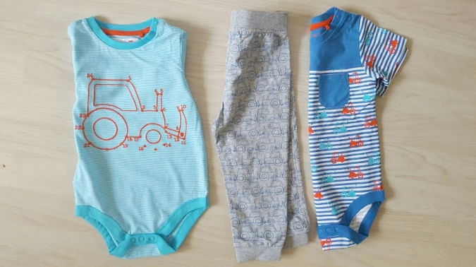 tractor clothes from sainsburys