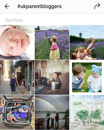 ukparentbloggers on instagram