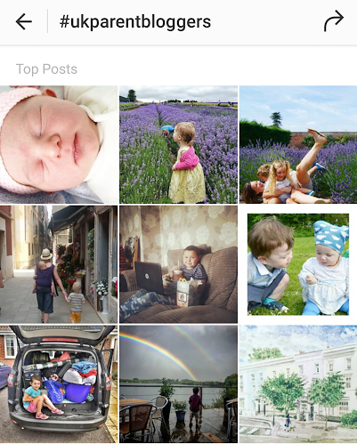 ukparentbloggers on instagram