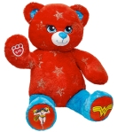 wonder woman build a bear