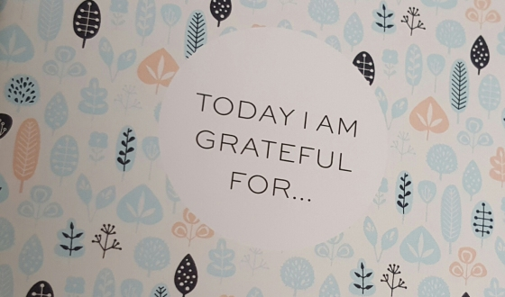 breathe magazine gratitude journal