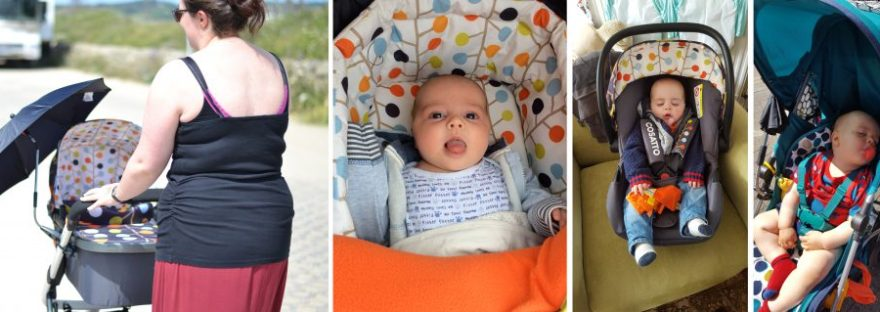 cosatto travel system and mamas and papas pushchair review