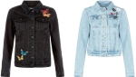 denim jackets from new look